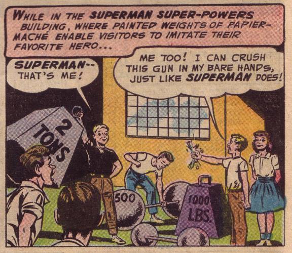 Super powers room