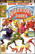 Warriors three-1