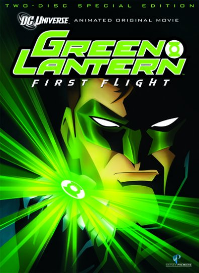 Green Lantern: First Flight [Latino][ DVD 5]
