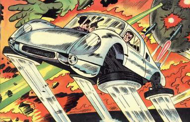 Hover-car