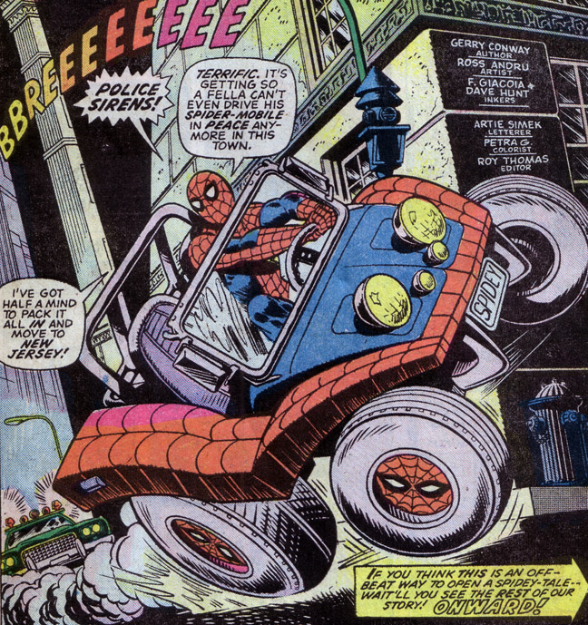 Spidermobile