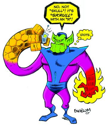 Super Skrull (2006)