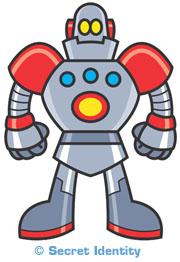 Secret_id_robot